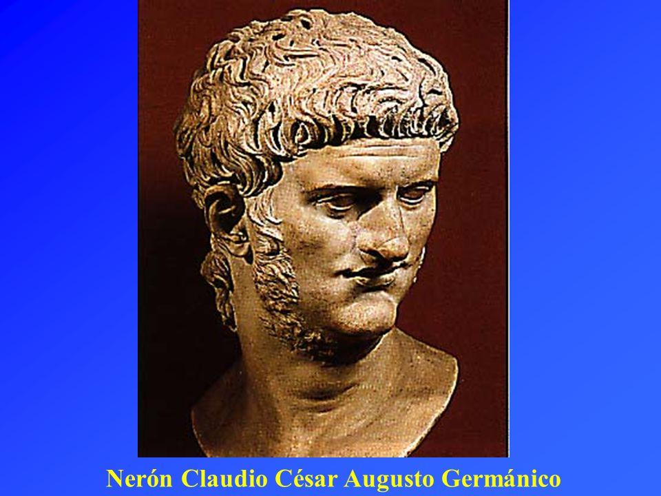 Nerón Claudio César Augusto Germánico