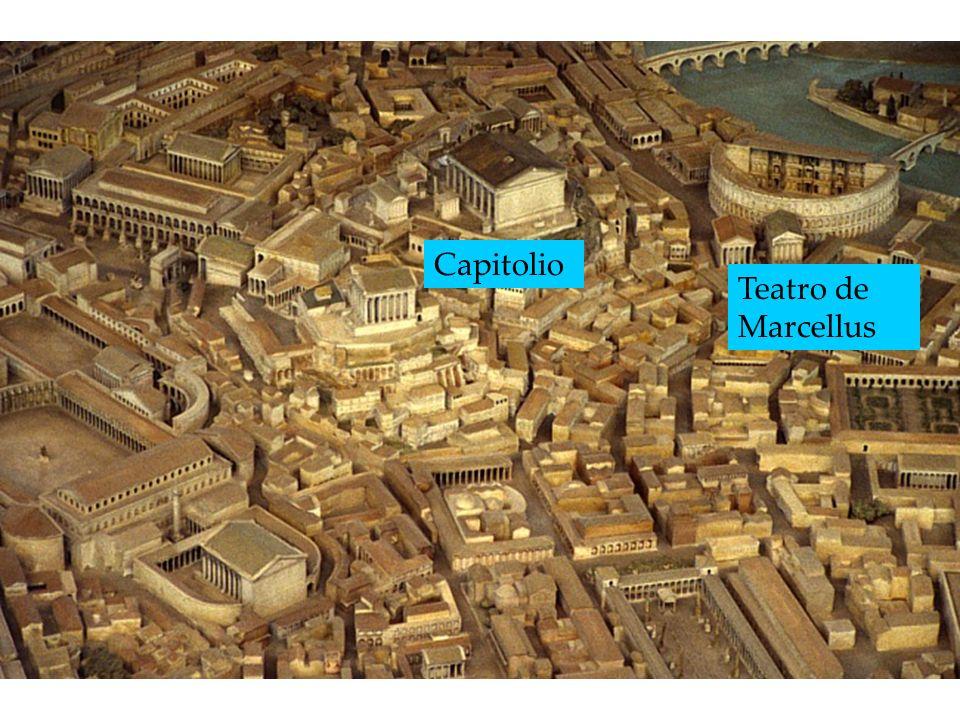 Capitolio Teatro de Marcellus