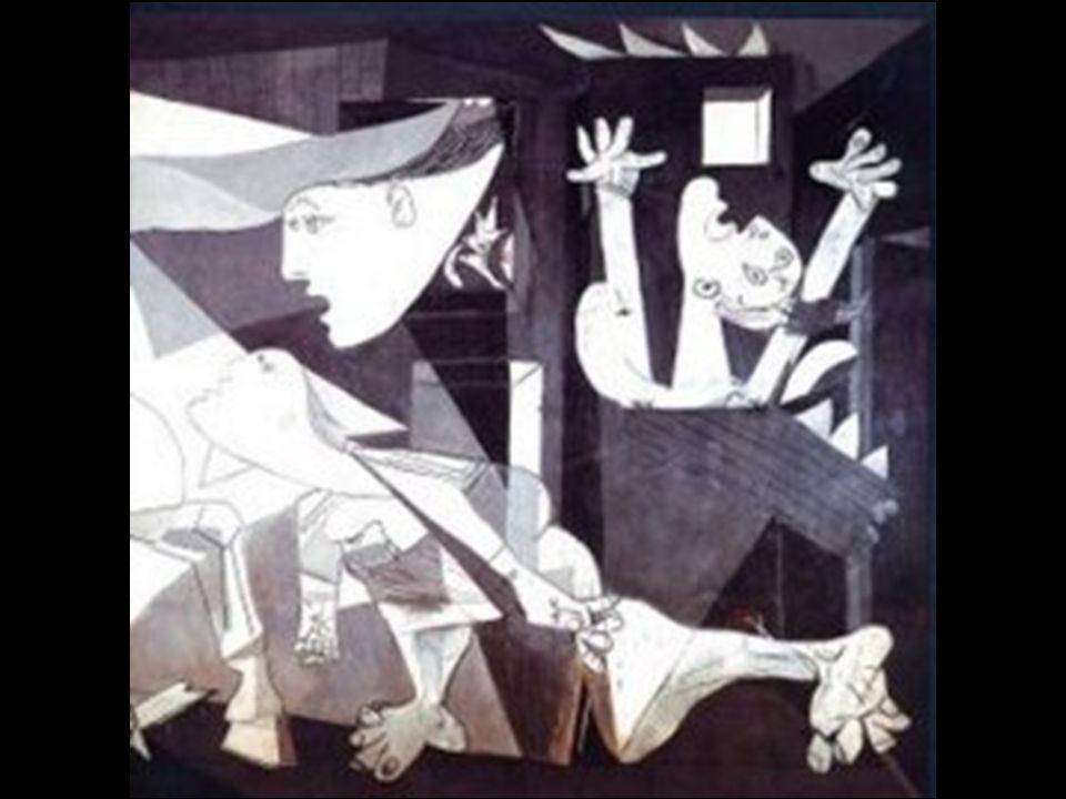 Todavía queda mucho por interpretar del Guernica. La lámpara eléctrica incrementa el espanto de la destrucción, de una tecnología que puede servir par