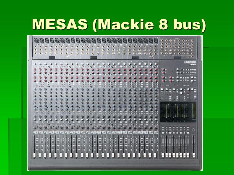 MESAS (Mackie 8 bus)