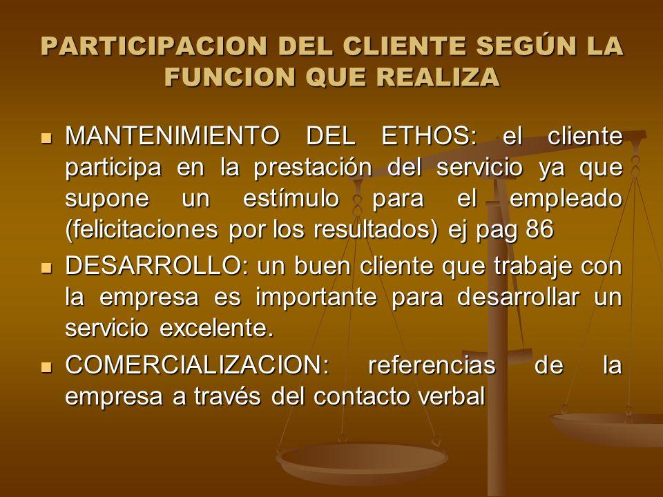 LA FIJACION DE PRECIOS La fijación de precios suele cumplir varias funciones distintas del simple asignar un coste para el cliente a la prestación de cada servicio.
