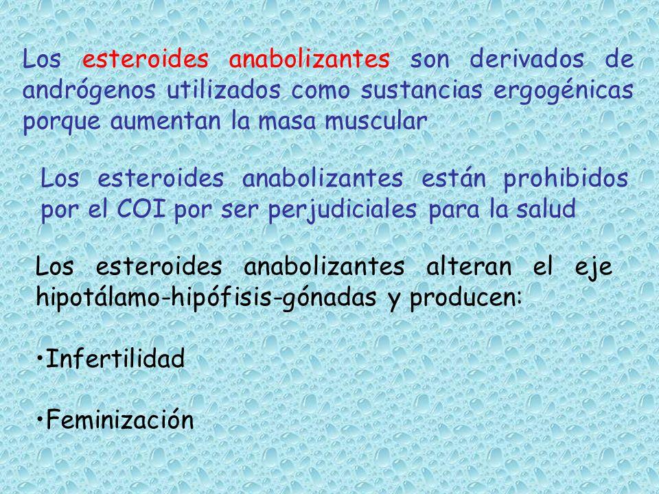 GnRH LH FSH Estrógenos (estradiol) Progesterona - -
