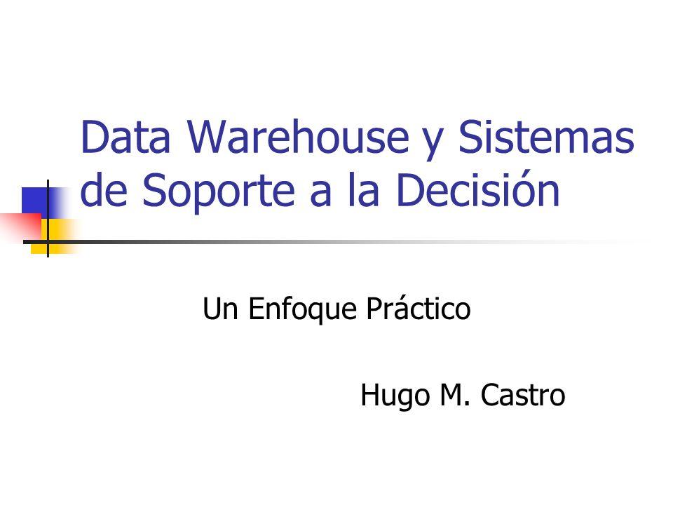 Selección y Preprocesamiento Data Mining Interpretación y Evaluación Consolidación de Datos Conocimiento p(x)=0.02 Warehouse Datos Originales Esquemas y Modelos Datos Preparados Datos Consolidados El Proceso de Data Mining