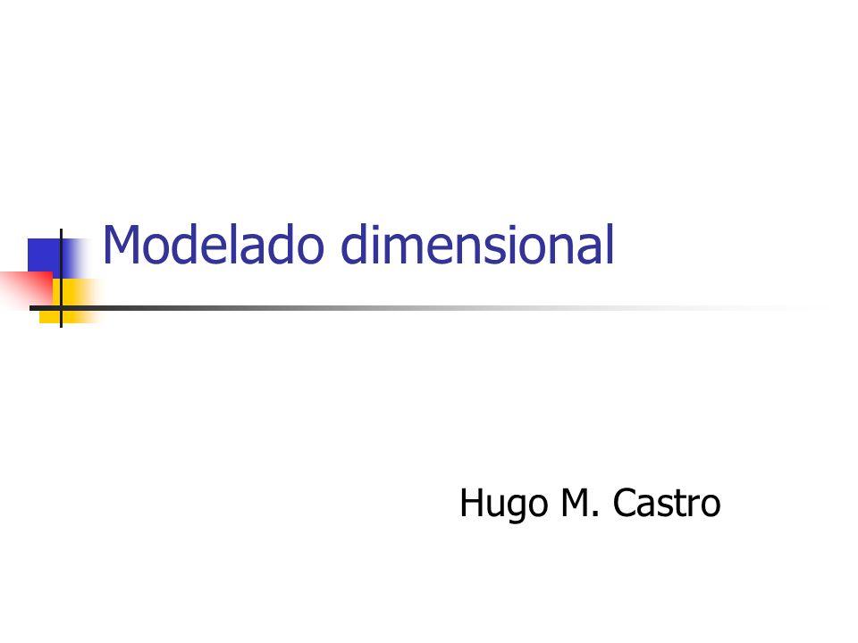 Modelo de datos En los sistemas transaccionales Modelo de entidad-relación Protección de integridad Altas-bajas-modificaciones Eficiencia en los procesos En los sistemas de soporte a la decisión Modelo dimensional