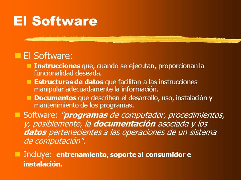 Desarrollo del software. C omunicación compleja