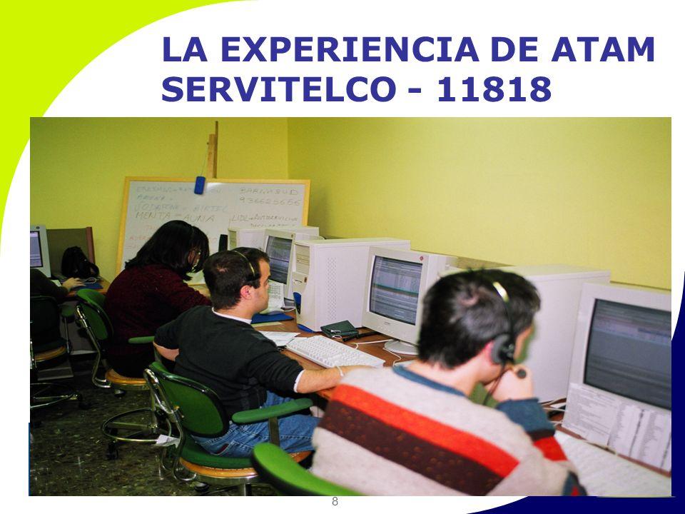 8 LA EXPERIENCIA DE ATAM SERVITELCO - 11818