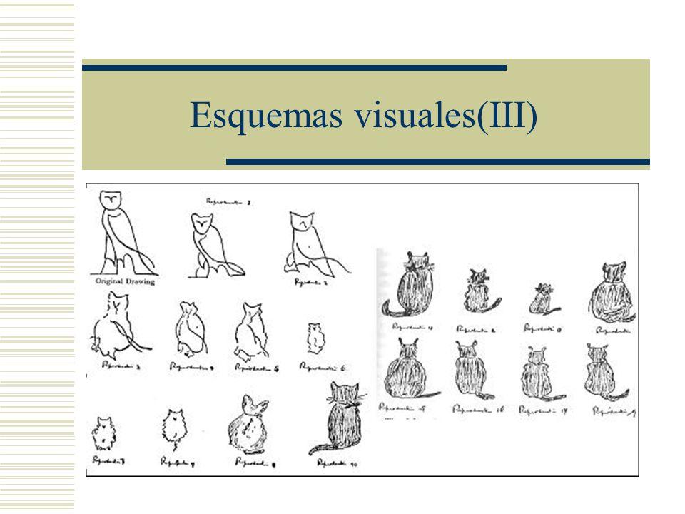 Esquemas visuales(III)