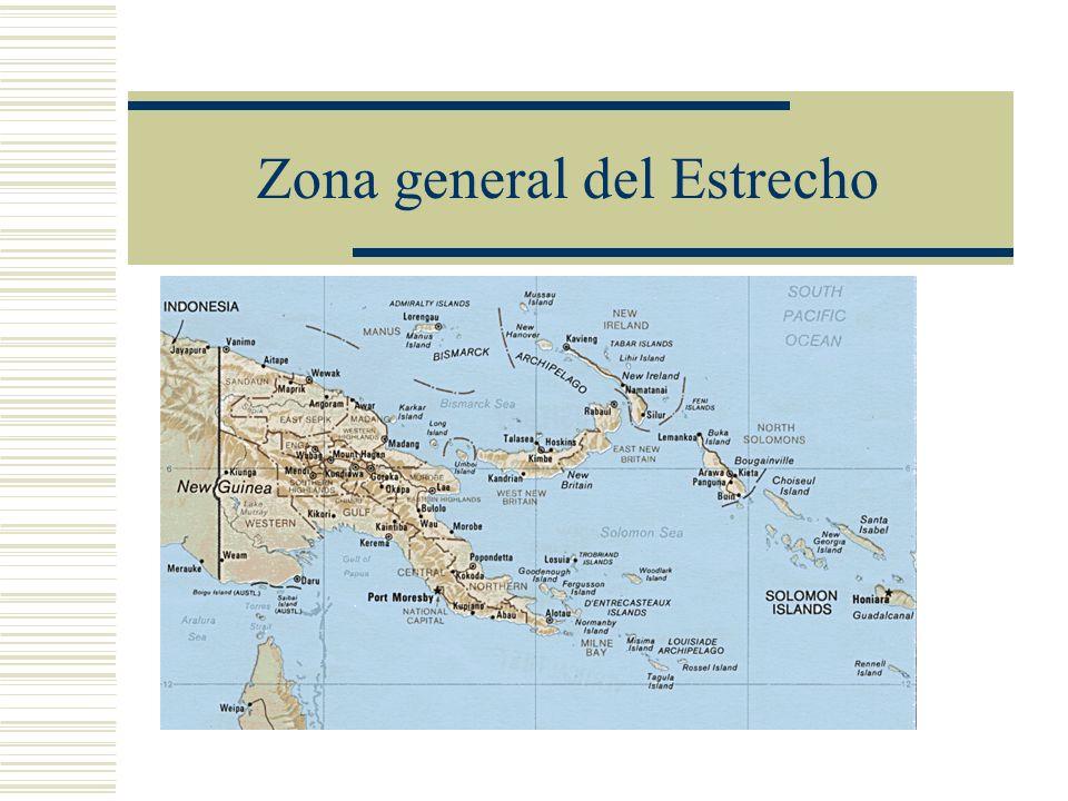 Zona general del Estrecho