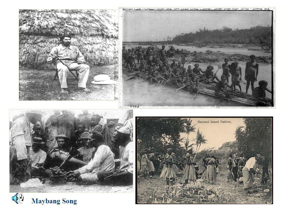 Conclusiones generales La expedición fue precursora en varios sentidos, y tuvo una especial relevancia en lo que a la anticipación de investigaciones cognitivas se refiere: -El sucesor de Rivers más importante puede que haya sido Gregory Bateson, que también trabajó en Nueva Guinea.