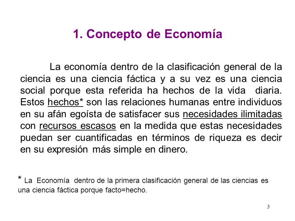 2 OBJETIVO FUNDAMENTAL Determinar y explicar la racionalidad o el comportamiento de los agentes básicos del sistema económico como; las familias y emp