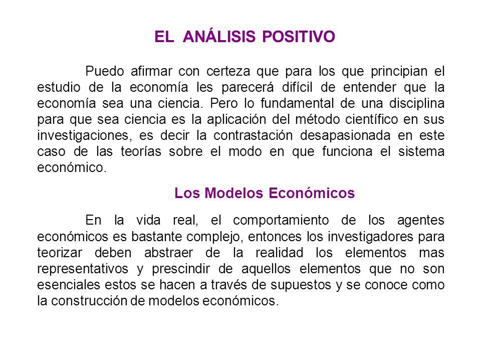 4 2. La División de la Economía ECONOMÍA ECONOMÍA POSITIVA ECONOMÍA NORMATIVA ECONOMÍA DESCRIPTIVA TEORÍA ECONÓMICA MICROECONOMÍA MACROECONOMÍA POLÍTI