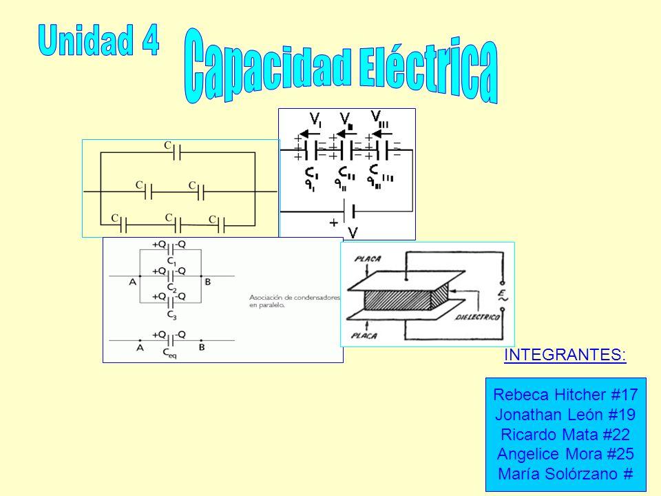 La capacidad eléctrica de un conductor cargado y aislado, es una magnitud que se mide por el cociente entre su carga y su potencial eléctrico.