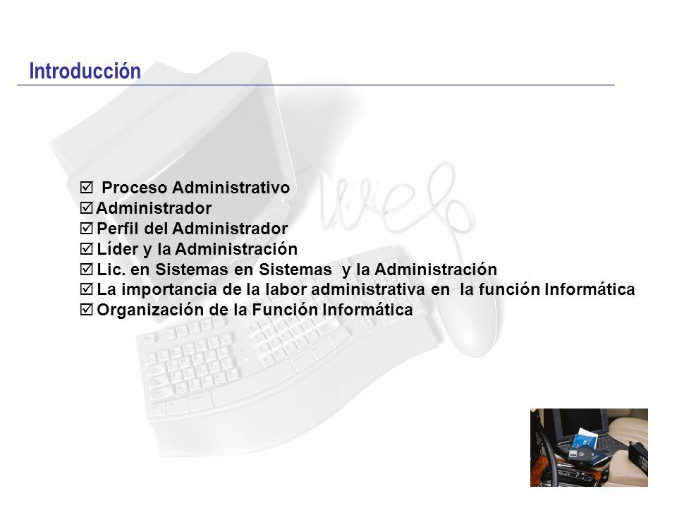 Proceso Administrativo El proceso administrativo son las actividades que el administrador debe llevar a cabo para aprovechar los recurso humanos, técnicos, materiales, etc, con los que cuenta la empresa.