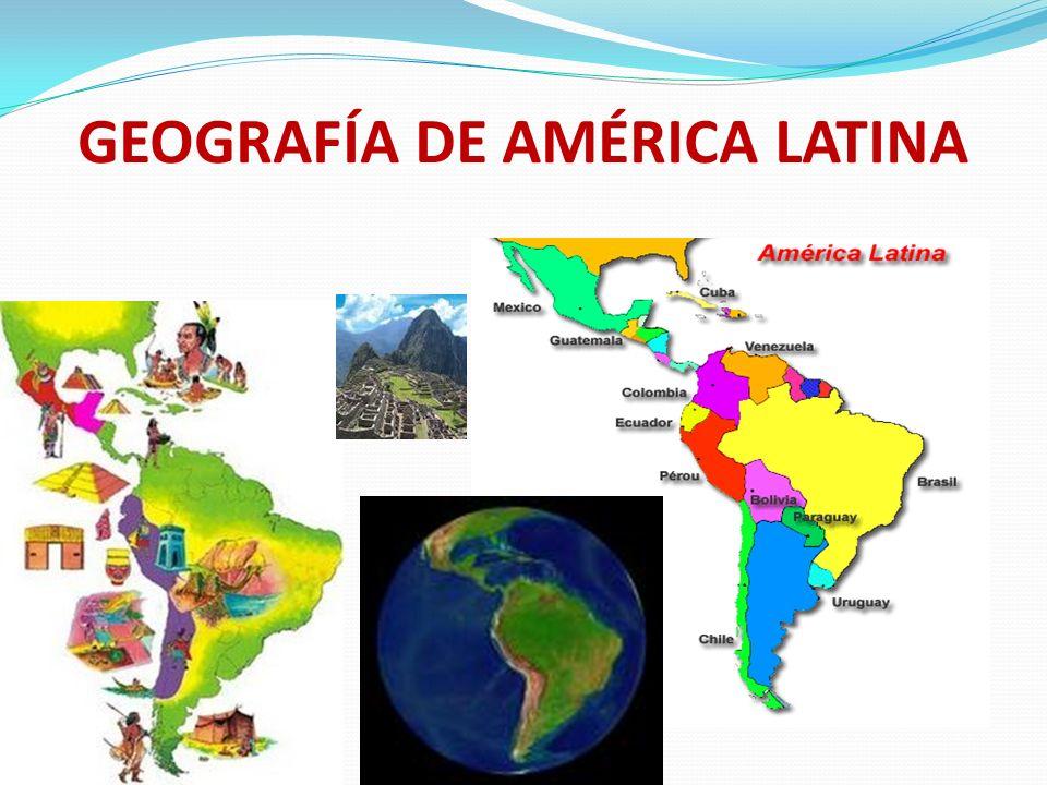 ¿Siendo América Latina una región que reúne gran diversidad de recursos naturales, cómo se puede explicar su bajo desarrollo económico y social, con respecto al resto del continente y el mundo?