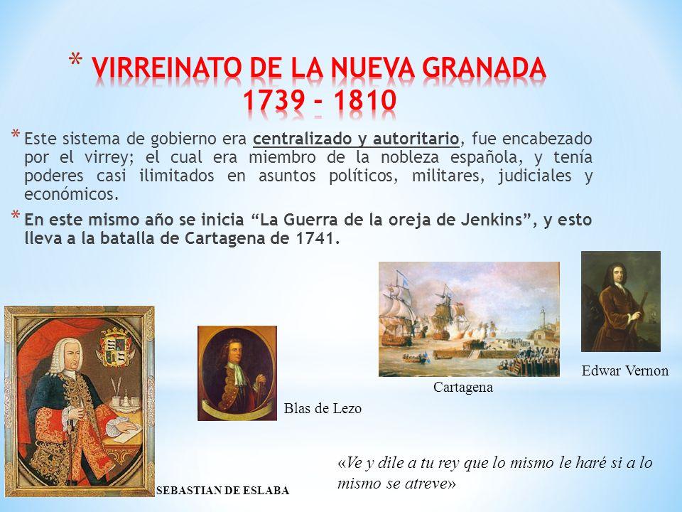 * Este sistema de gobierno era centralizado y autoritario, fue encabezado por el virrey; el cual era miembro de la nobleza española, y tenía poderes c