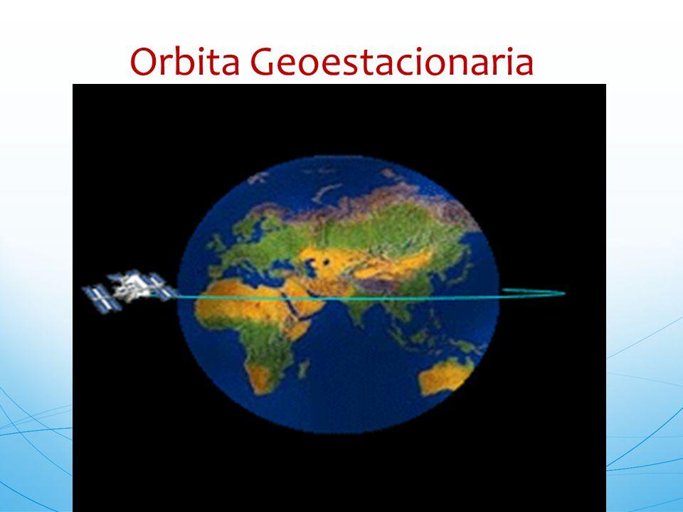 Orbita Geoestacionaria