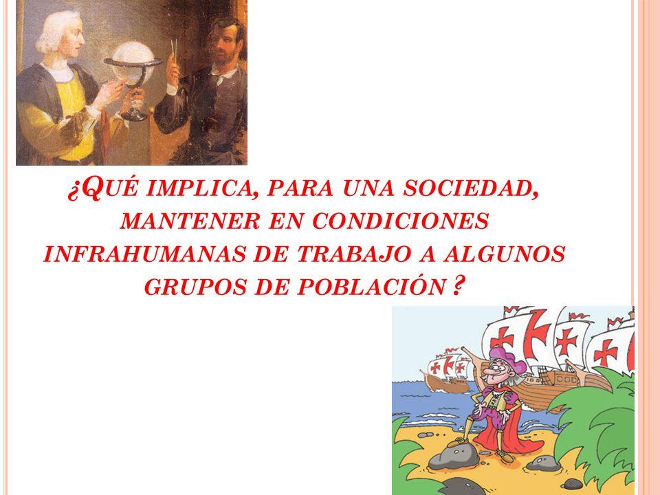 LOS EUROPEOS SE INTERNAN EN EL CONTINENTE AMERICANO Hacia 1515 los españoles se habían instalado en las islas del Caribe y habían conocido las costas de América pero todavía no se habían internado en el continente.
