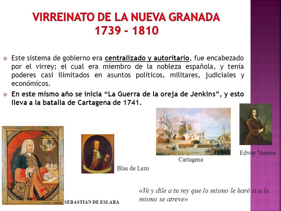 Este sistema de gobierno era centralizado y autoritario, fue encabezado por el virrey; el cual era miembro de la nobleza española, y tenía poderes cas
