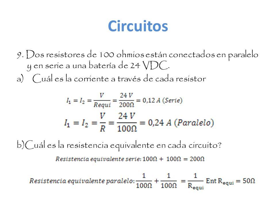 Circuitos 9.