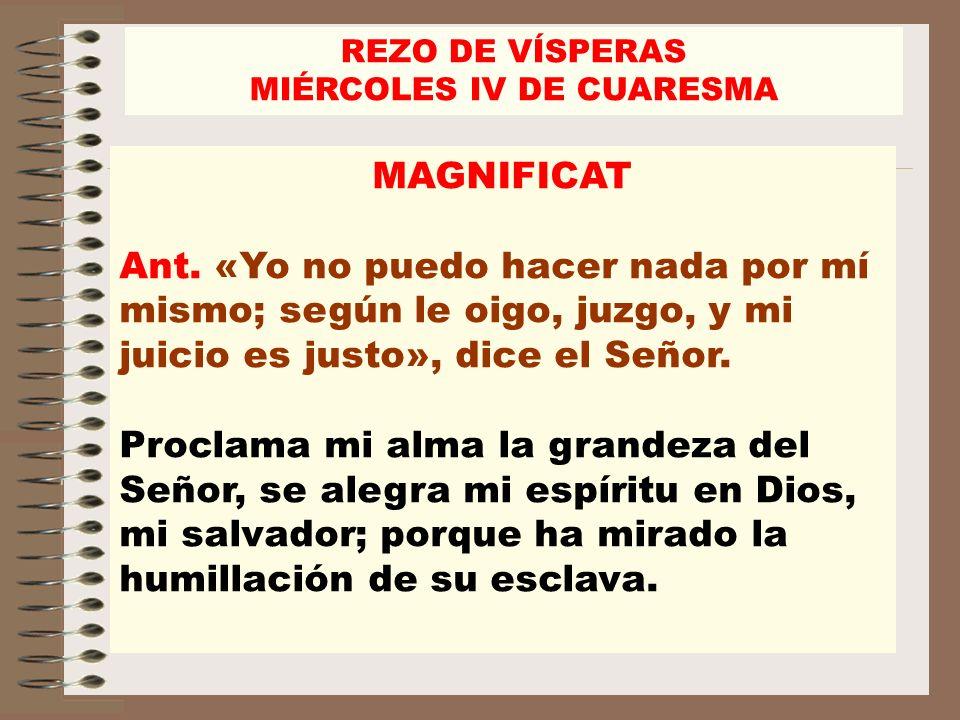 MAGNIFICAT Ant.