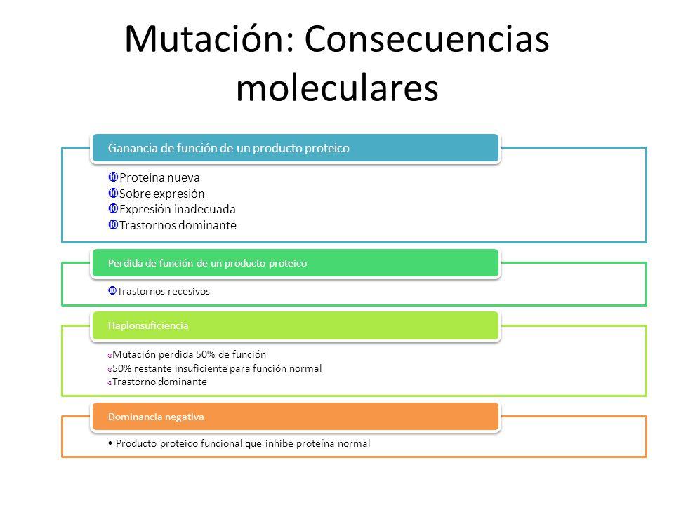 Causas de mutación MutacionesEspontaneas Durante replicación DNA InducidasMúgatenos Radiaciones ionizantes Radiaciones no ionizantes Bases analogas Sustancias quimicas