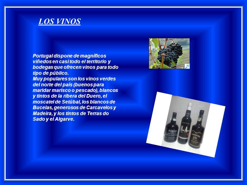 Portugal dispone de magníficos viñedos en casi todo el territorio y bodegas que ofrecen vinos para todo tipo de público.