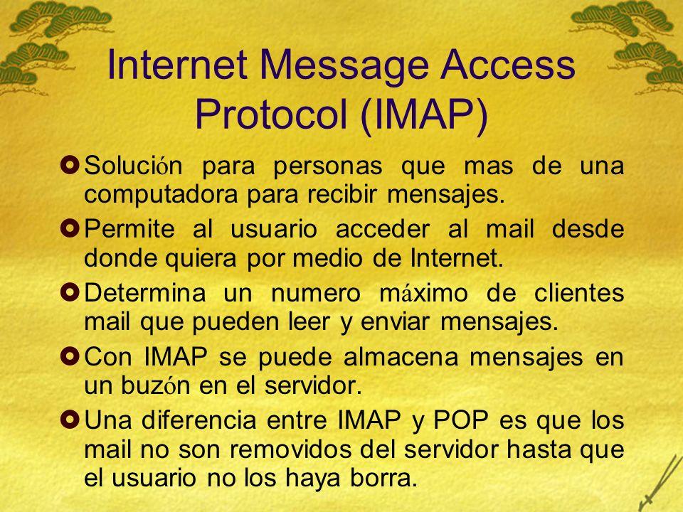 SMTP Habilitar Acceso a SMTP: 1.En Server Admin, seleccione Mail en el panel Computers & Service.