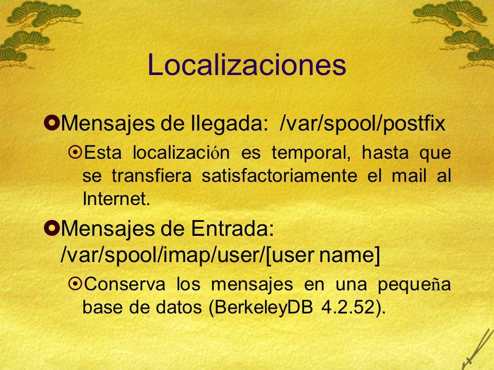 DEMOSTRACION Servicio Mail. Servicio DNS. Servicio Web.