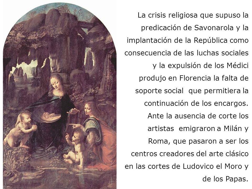 Leonardo Vinci 15-4-1452 / Amboise 2-5-1519 Última cena ca.