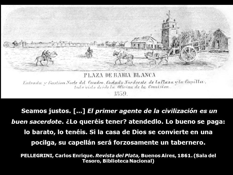 Templo de 1860 FUENTE: Ana L.Dozo y M:.E.Ginobili.