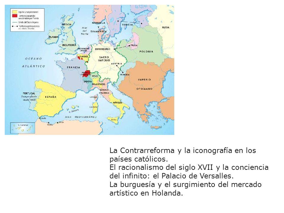 Historia del Arte y la Cultura II 8 mayo 2013 La Contrarreforma y la iconografía en los países católicos.
