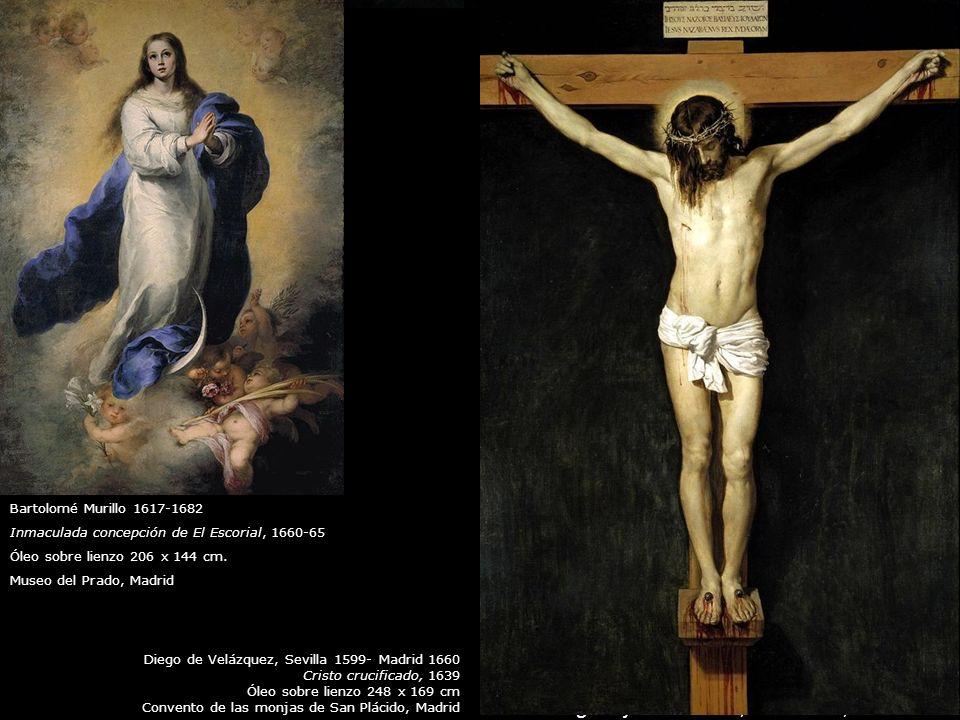 Georges La Tour Lorena 1593-Lunéville 1652 San José carpintero, 1642 Óleo sobre tela 137 x 102 cm Museo del Louvre, París