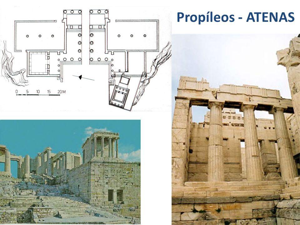 Propíleos - ATENAS