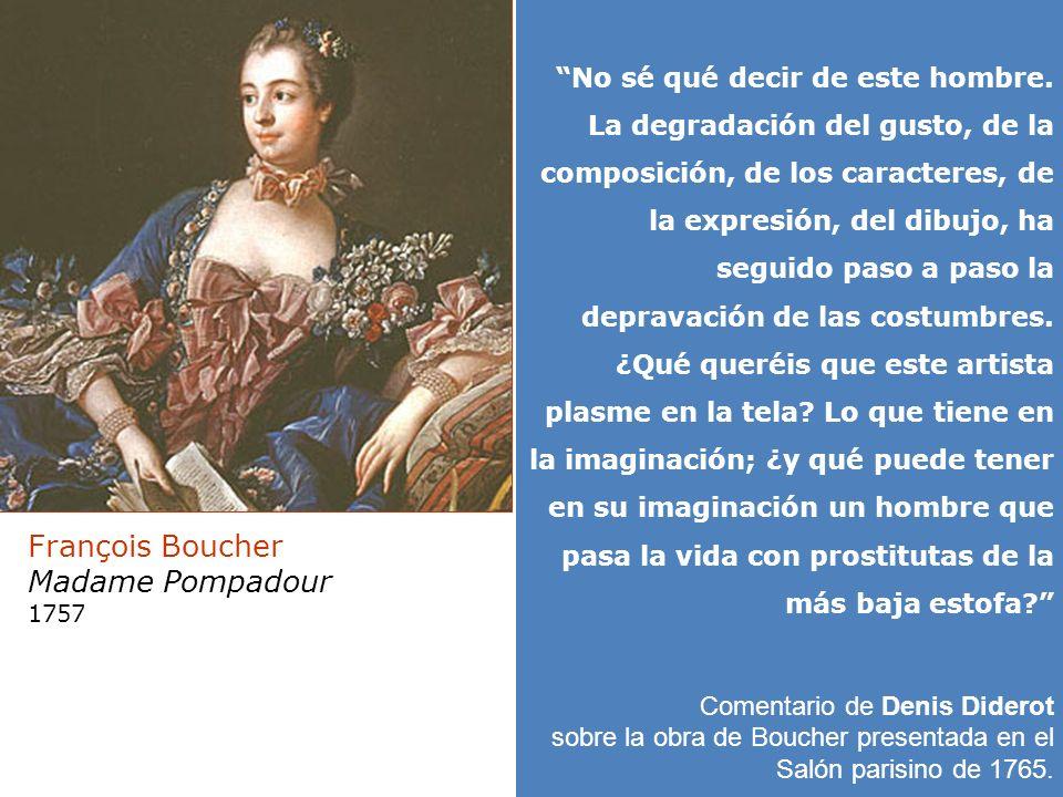 Jacques Louis David El Juramento de los Horacios 1784-85 No sé qué decir de este hombre. La degradación del gusto, de la composición, de los caractere