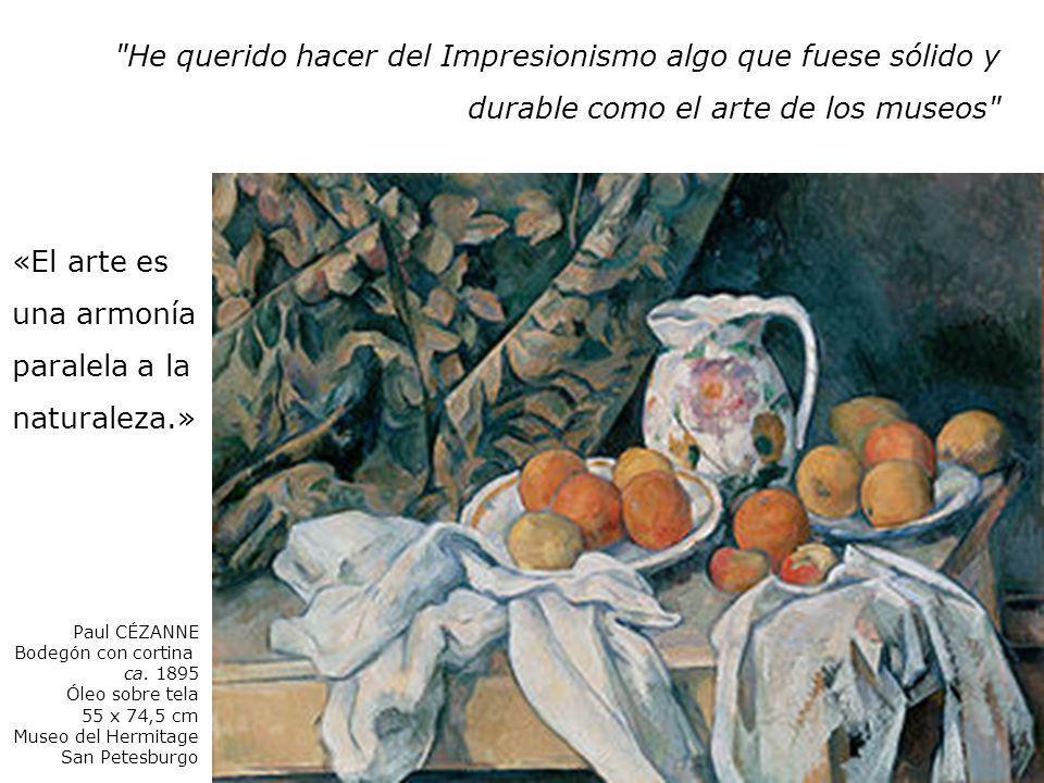 Maurice Vlaminck (1876- 1958) André Derain 1906 Óleo sobre cartón, 27 x 22,2 cm Colección Gelman, México D.f.