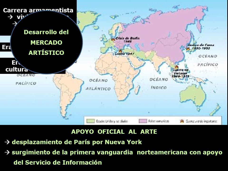 GENERACIÓN EXISTENCIALISTA 1945 - 1960 U.S.A.