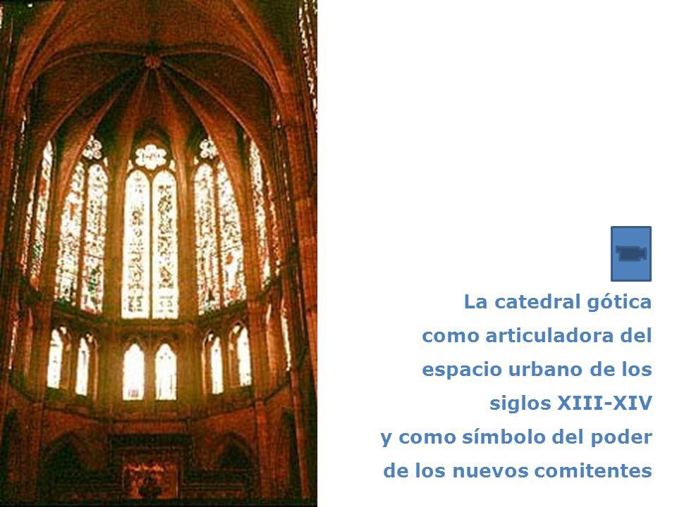 La catedral gótica se originó en la experiencia religiosa y la especulación metafísica, en las realidades políticas e incluso materiales de la Francia del siglo XII y en el genio de los que la crearon.