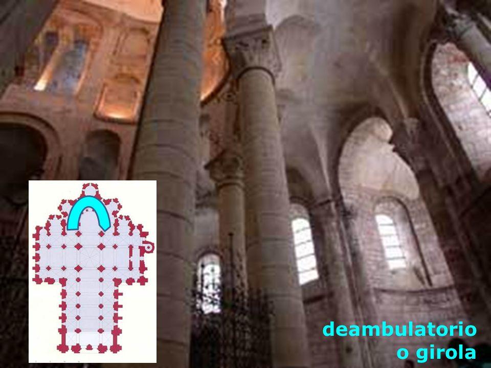 tribuna o galería bóveda de cañón arco fajón Novedades de la arquitectura románica- you tube