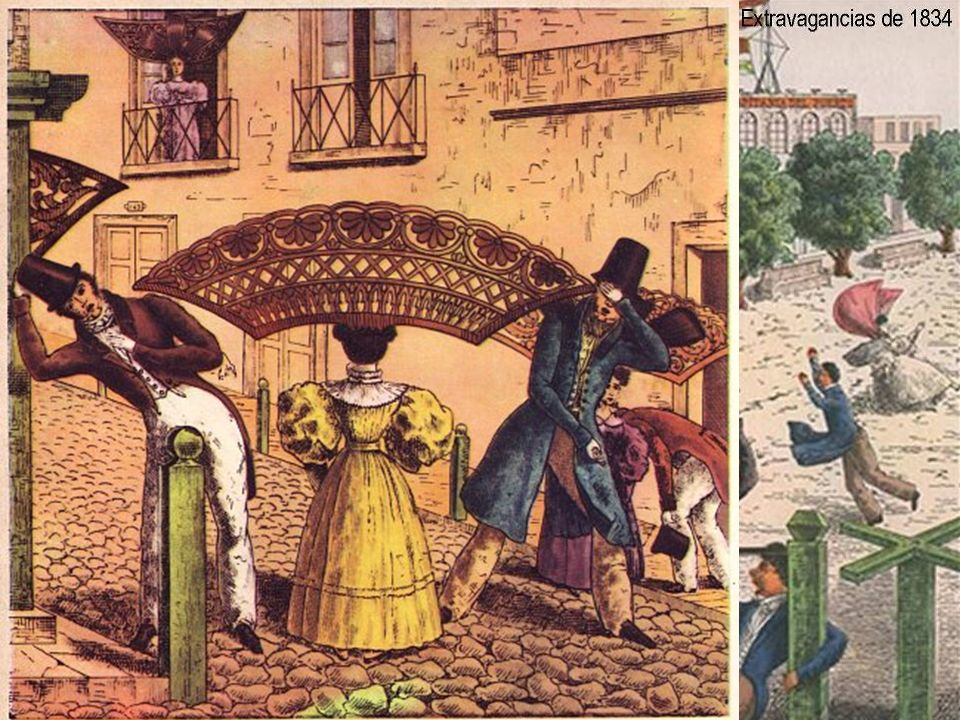 Charles Henri Pellegrini Saboya 1800- Buenos Aires 1875 El matadero, 1829 Acuarela C.H.