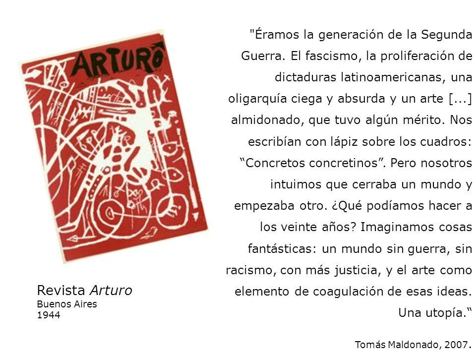 Revista Arturo Buenos Aires 1944 INVENTAR: Hallar o descubrir a fuerza de ingenio o meditación o por mero acaso una cosa nueva, desconocida / Hallar,