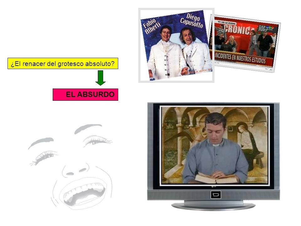 ¿Mediante que estrategias visuales y discursivas se logra el efecto cómico en esta ocasión.