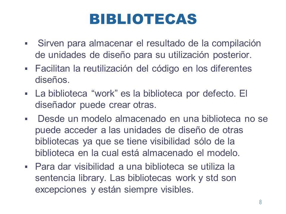 9 PARA DESTACAR: La definición de biblioteca es lógica.
