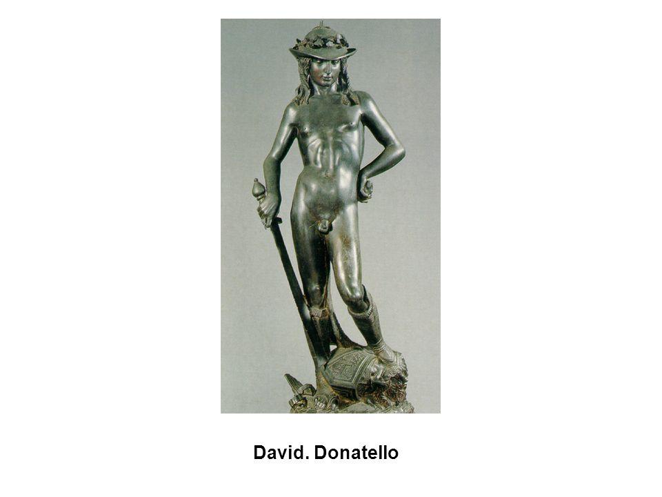 David. Donatello