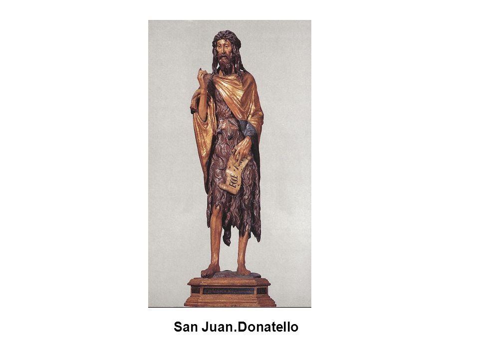 San Juan.Donatello