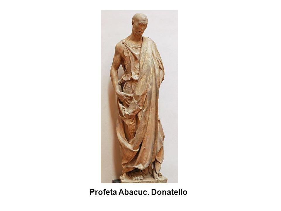 Relieve de Cantoría de Padua. Donatello