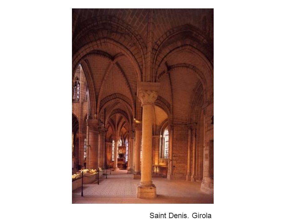 Saint Denis. Girola