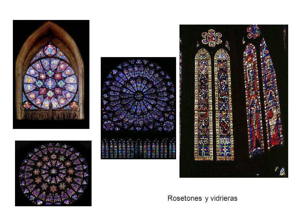 Estructura gótica (Catedral de Amiens)