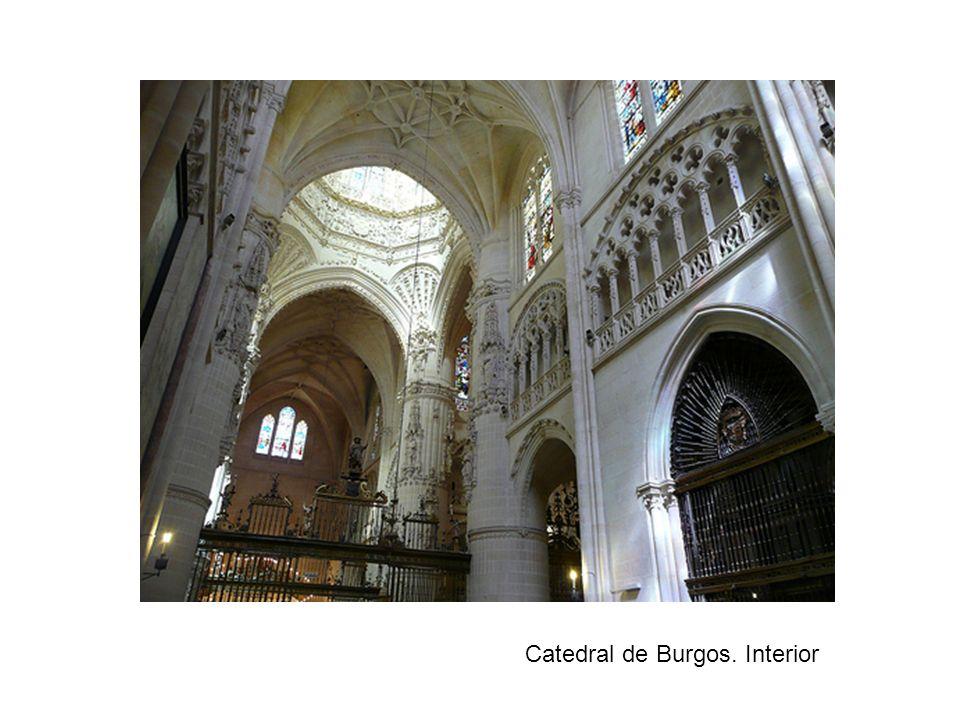Catedral de Burgos. Interior