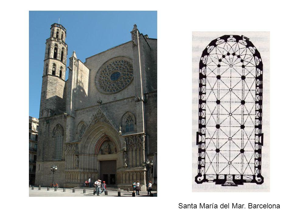 Santa María del Mar. Barcelona