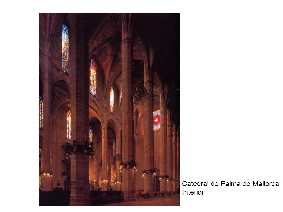 Catedral de Palma de Mallorca Interior